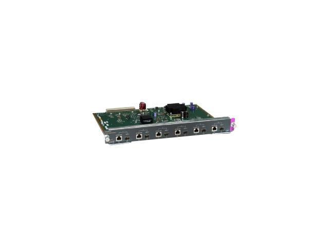 Cisco Gigabit Ethernet Power Over Ethernet Switching Module