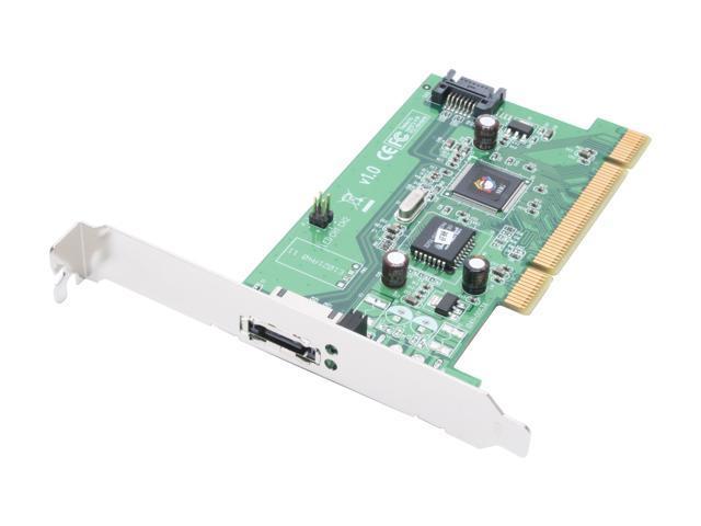 SIIG SC-SA1012-S1 PCI SATA Controller Card