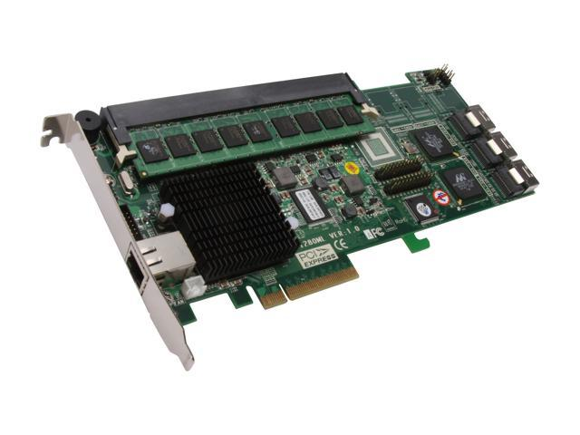 areca ARC-1231ML-2G PCI Express SATA II (3.0Gb/s) Controller Card