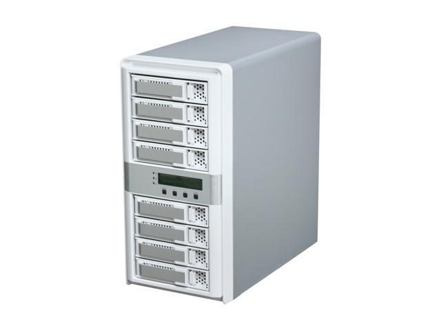 areca ARC-5040-U3 RAID level 0, 1, 10, 1E, 3, 5, 6, Single Disk or JBOD 8 3.5