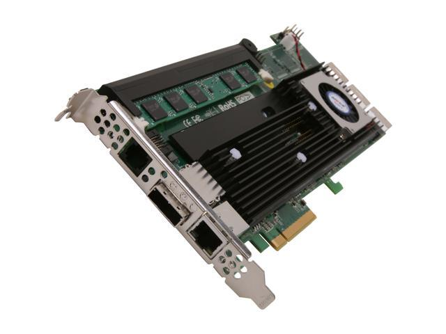 areca ARC-1882ix-12-4G PCI-Express 3.0 x8 SATA / SAS 16-Port 6Gb/s RAID Adapter
