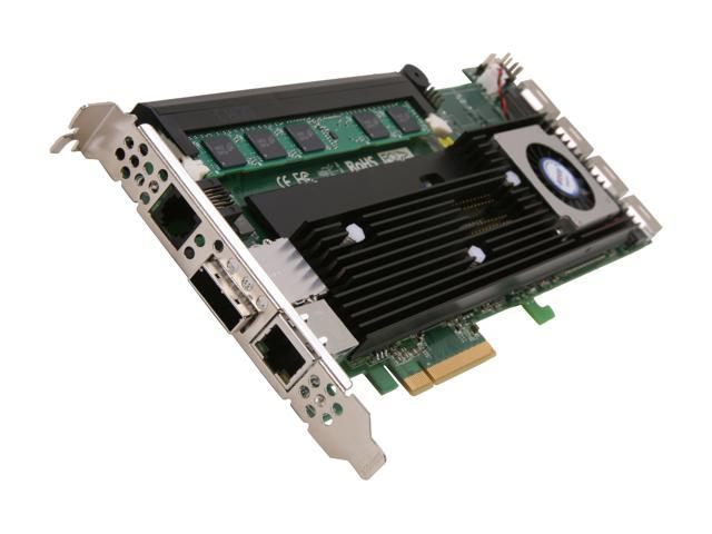 areca ARC-1882IX-16-4GNC PCI-Express 3.0 x8 SATA / SAS 20-Port 6Gb/s RAID Adapter - Without cable