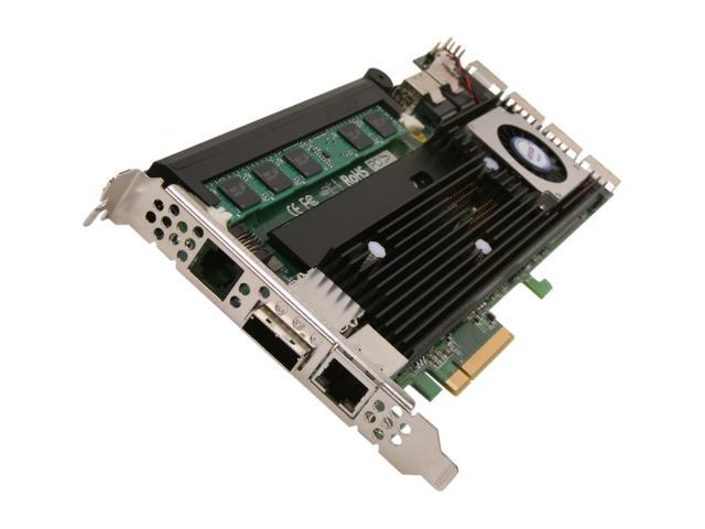 areca ARC-1882IX-24-4GNC PCI-Express 3.0 x8 SATA / SAS 28-Port 6Gb/s RAID Adapter - Without cable