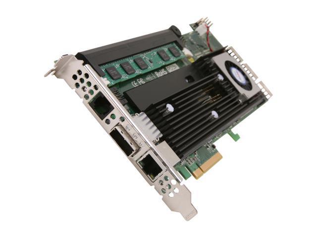 areca ARC-1882IX-12-2GNC PCI-Express 3.0 x8 SATA / SAS 16-Port 6Gb/s RAID Adapter - Without Cable