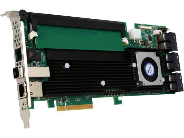 areca ARC-1883ix24-4G PCI-Express 3.0 x8 SAS RAID Adapter
