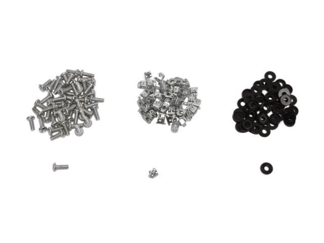 iStarUSA WA-SW20-M6 Cabinet Screws with Square Nuts - OEM