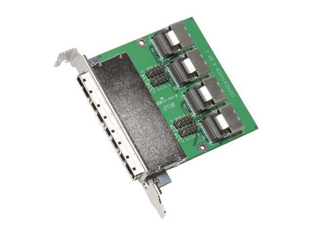 iStarUSA zAGE-H-8788-QU Quad Mini SAS x4 Host Adapter