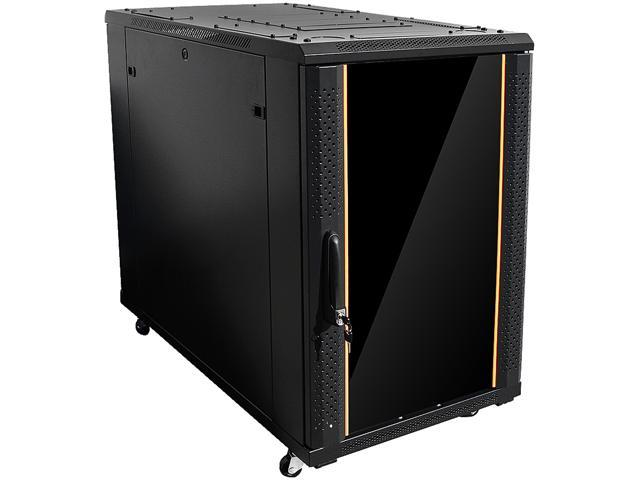IStarUSA WNG 1810 18U 1000mm Depth Rack Mount Server Cabinet