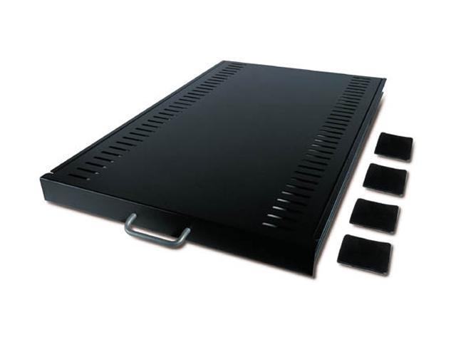 APC AR8123BLK Sliding Shelf 100lbs/45.5kg Black