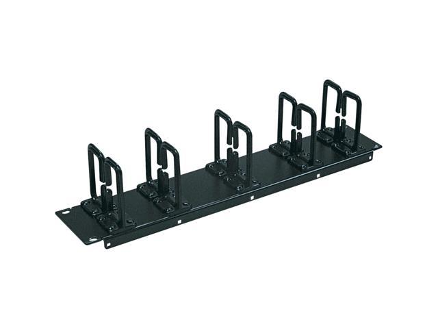 TRIPP LITE SRCABLERING2U 2U Horizontal Cable Manager (Flexible ring type)