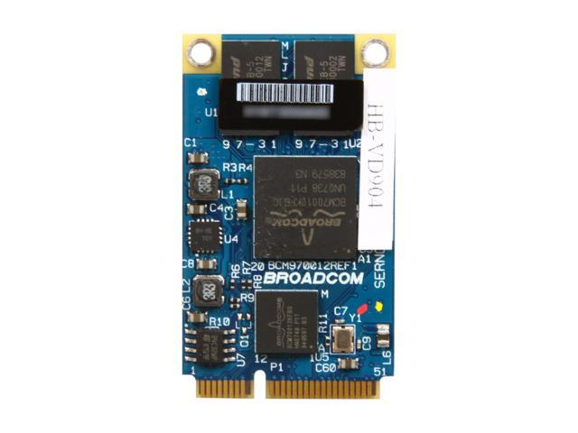 Habey HB-VD904 Broadcom Crystal HD PCI express Mini Card AVC/VC-1/H.264 Enhanced Hardware Decoder/Accelerator - OEM