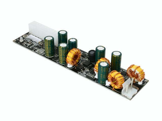 Habey HB-LR1005-120W 12V DC-DC ATX Fanless mini-ITX Power Supply Module