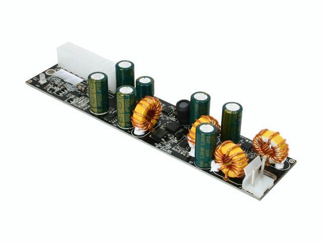 Habey HB-LR1005-120W 12V DC-DC ATX Fanless mini-ITX Power Supply Module - OEM