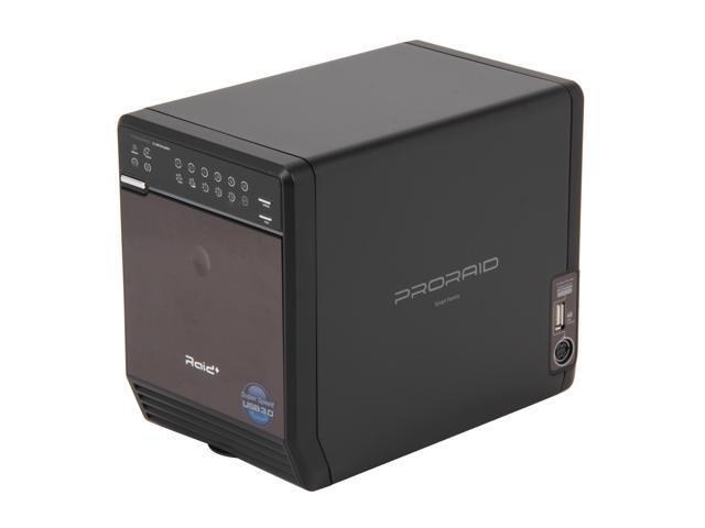 Mediasonic SmartShield HFR2-ASU3S2 RAID 0/1/3/5/10, JBOD 4 3.5