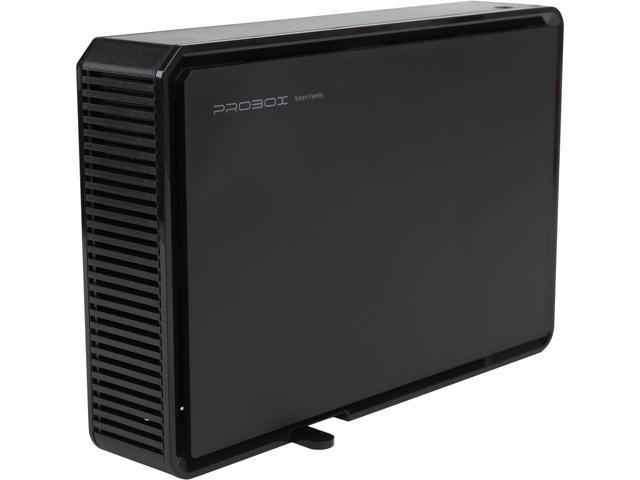 Mediasonic N37-SU3 USB 3.0 ProBox N37-SU3 3.5' SATA HDD External Enclosure - USB 3.0