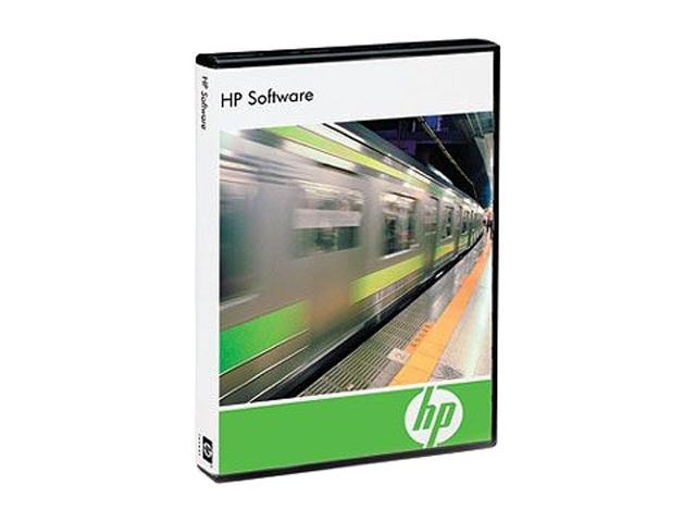 HP 512485-B21 iLO Advanced 1 Server License with 1yr 24x7 Tech Support and Updates