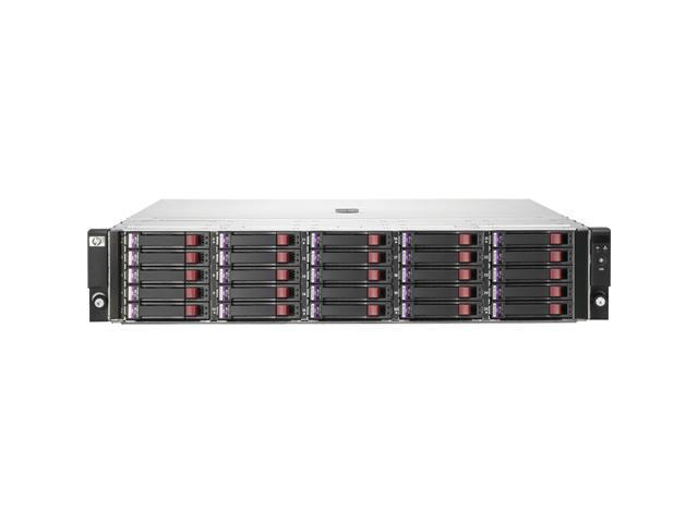 HP StorageWorks D2700 BK768A w/25 600GB 6G SAS10K SFF Dual Port HDD 15TB Bundle