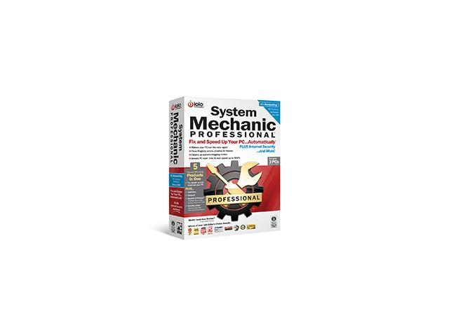 iolo System Mechanic Professional - Up to 3 PCs