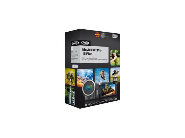 MAGIX Computer Products Int'l Corp. MAGIX Movie Edit Pro 15 Plus
