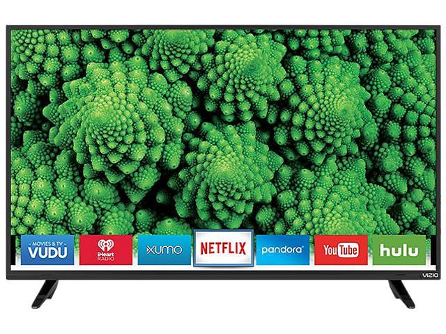VIZIO D40f-E1 D-Series 40-Inch Full-Array 1080p HD Smart LED TV (2017)