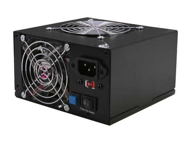 TOPOWER ZU-500W 500W ATX12V Ver. 2.0     Power Supply