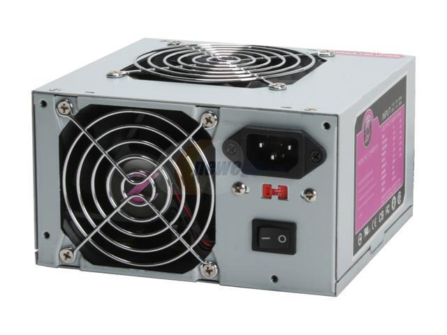 TOPOWER ZU-400W-1 400W ATX 1.3 Power Supply