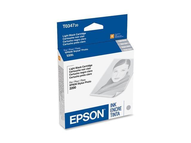 EPSON T034720 Photo Cartridge Light Black