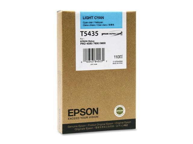 EPSON UltraChrome T543500 Cartridge Light Cyan