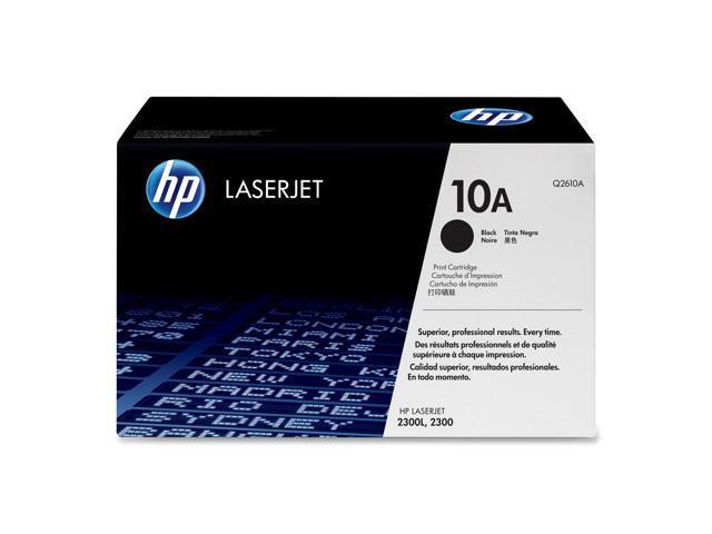 HP Q2610A Cartridge Black