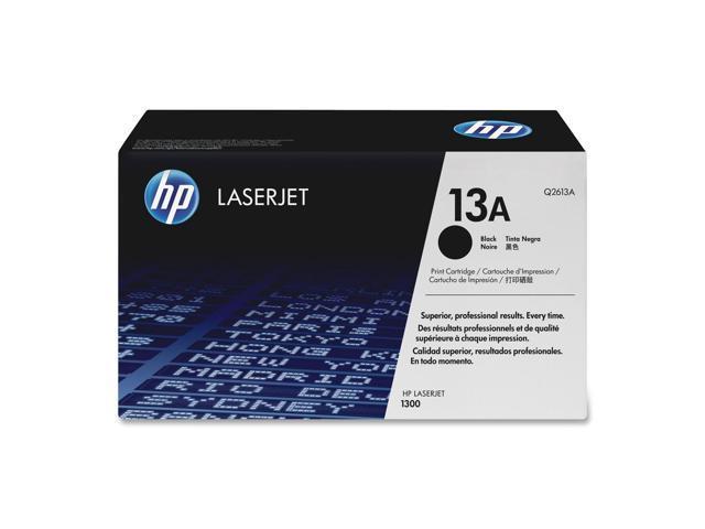HP 13A Black LaserJet Toner Cartridge (Q2613A)