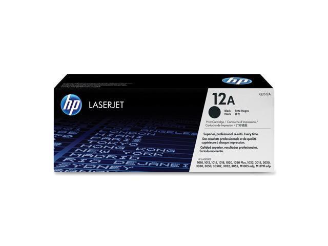 HP Q2612A Toner Cartridge Black