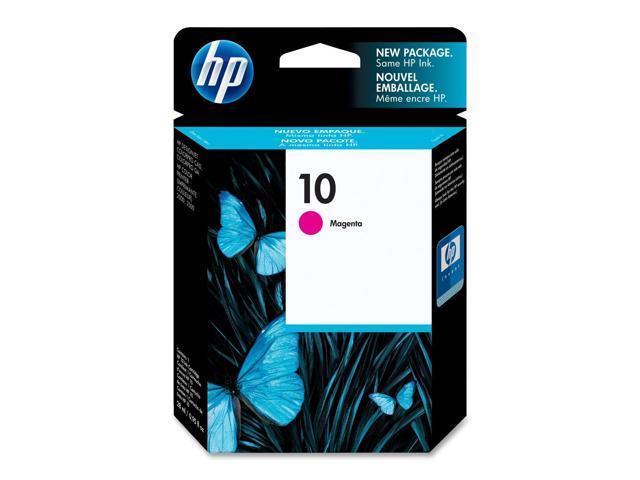 HP 10 Magenta Ink Cartridge (C4843A)