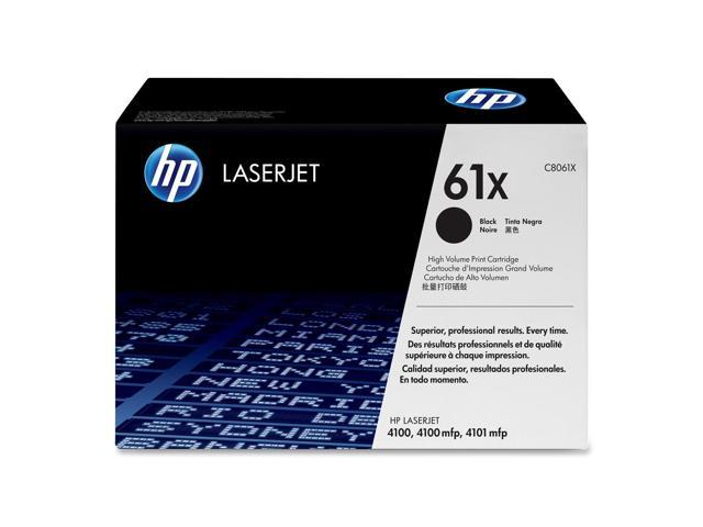 HP C8061X Cartridge Black