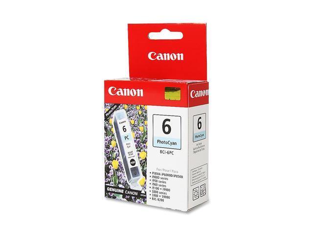 Canon BCI-6PC Ink Cartridge Photo Cyan