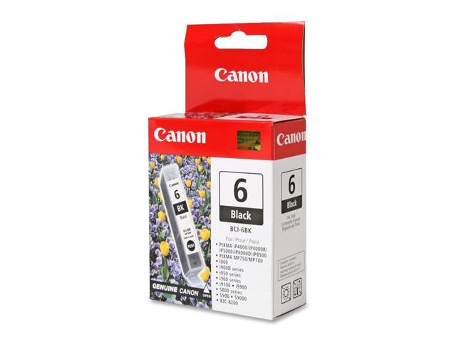 Canon BCI-6BK Cartridge Black