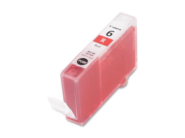 Canon BCI-6R Ink Tank Red