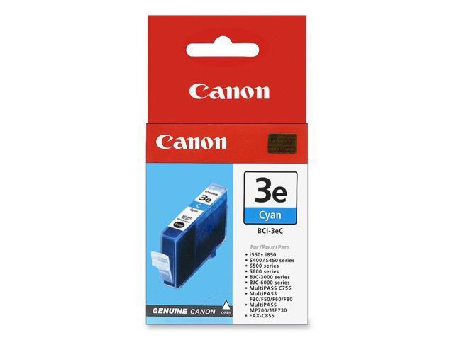 Canon BCI-3eC Ink Tank Cyan