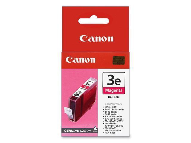 Canon BCI-3eM Ink Tank Magenta