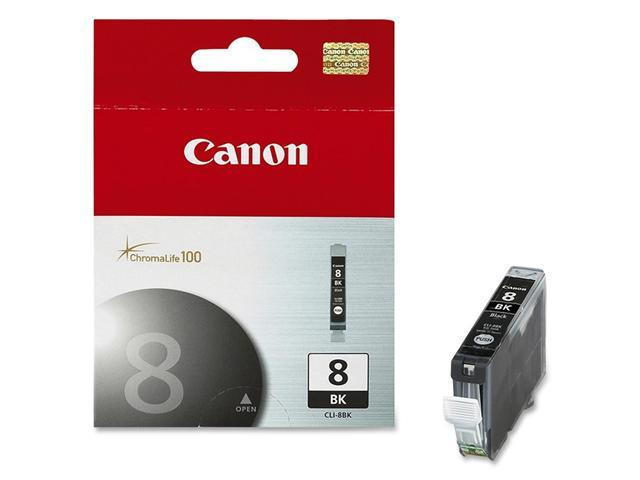 Canon CLI 8Bk (0620B002) Cartridge For PIXMA iP4200, PIXMA iP5200, PIXMA MP500 Black