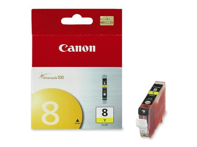 Canon CLI 8Y (0623B002) Ink Tank For PIXMA iP4200, PIXMA MP500 Yellow