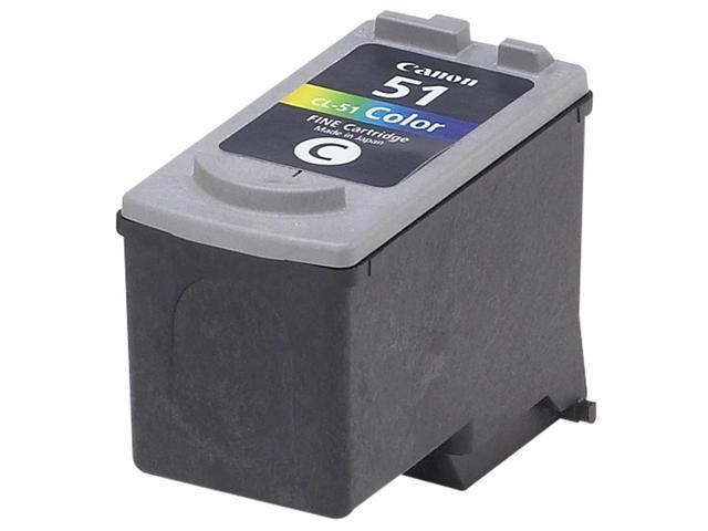 Canon CL-51 High Capacity Ink Cartridge Color