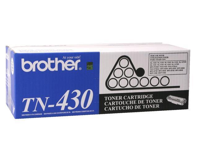 brother TN-430 Toner Cartridge Black