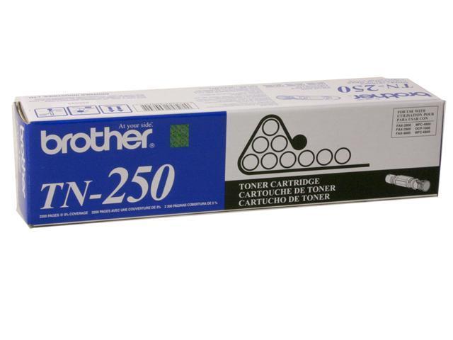 brother TN250 Toner Cartridge Black