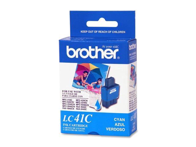 brother LC41C Cartridge Cyan