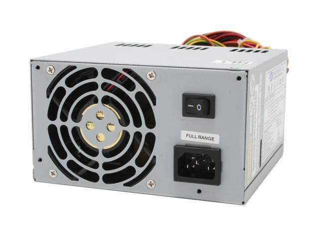 SPARKLE FSP650-80GLC 650W EPS12V & ATX12V SLI Certified CrossFire Ready Active PFC meet EN61000-3-2 PFC Power Supply