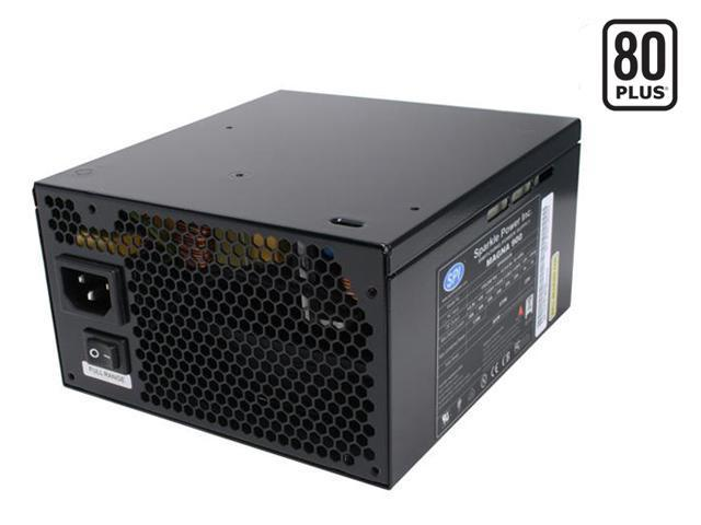 SPARKLE Magna R-SPI900GCM 900W ATX12V / EPS12V SLI Ready CrossFire Ready 80 PLUS Certified Modular Active PFC Power Supply