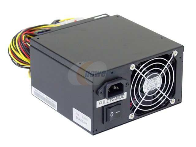 ZALMAN ZM400A-APF 400W ATX Active PFC Power Supply