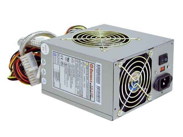 ENERMAX EG651P-VE FM(24P) 550W ATX12V V1.2 Power Supply