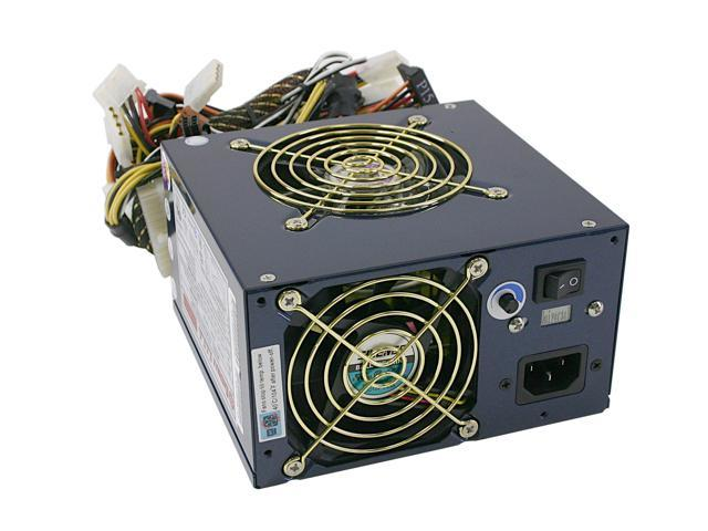ENERMAX Noisetaker EG475AX-VE SFMA 2.0 470W ATX12V Active PFC Power Supply