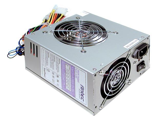 Antec SL350BLUE 350W ATX Power Supply